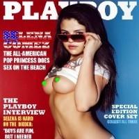 Selena Gomez Nua Na Playboy