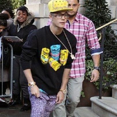 As Gafes Fashion Do Justin Bieber Toa Na Net Agregador De Conte Do