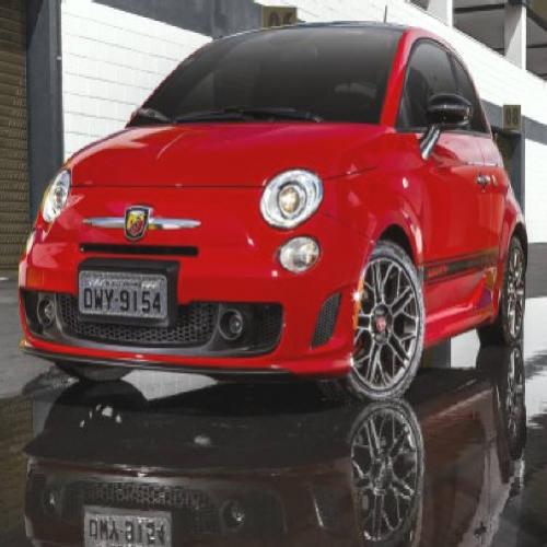Fiat Traz 500 Abarth Em Dezembro A Partir De R$ 79.300
