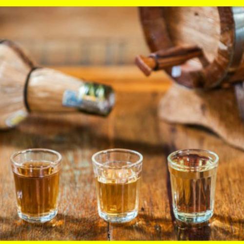 Pinga, a verdadeira bebida de Buteco