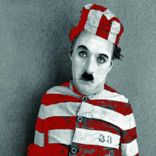 Al Capone visita Charles Chaplin em Hollywood