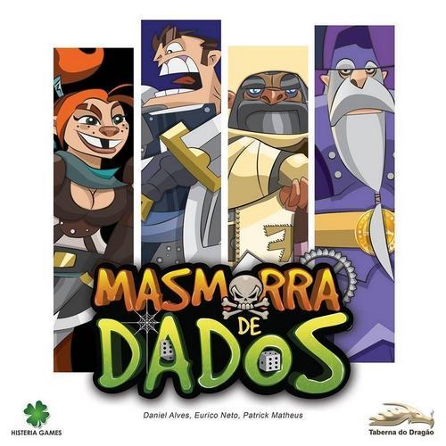 Review do jogo Masmorra de Dados