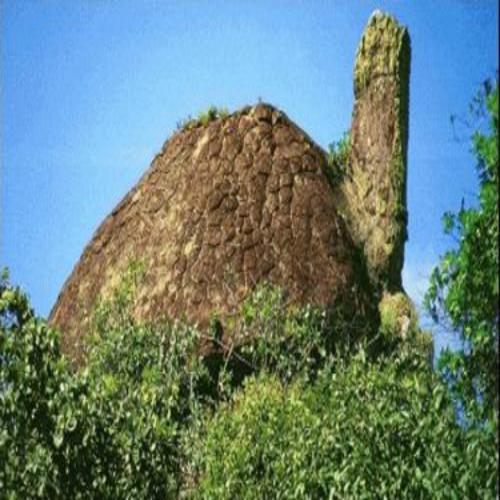 As misteriosas estruturas de Paraúna