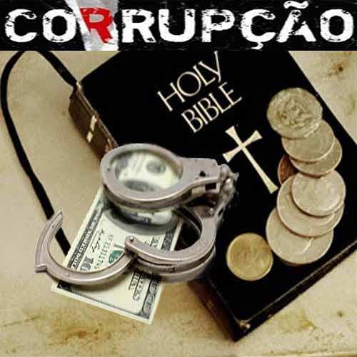 Corrupção é um grande mal da humanidade