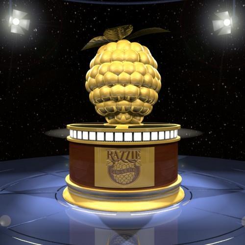 Os Vencedores do Framboesa de Ouro 2015