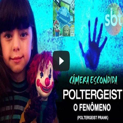 video fenomeno poltergeist: