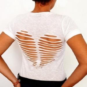 16 formas de transformar aquela camiseta velha em uma roupa estilosa ... 82d28838b71
